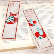 Cross Stitch Bookmarks (Counted)